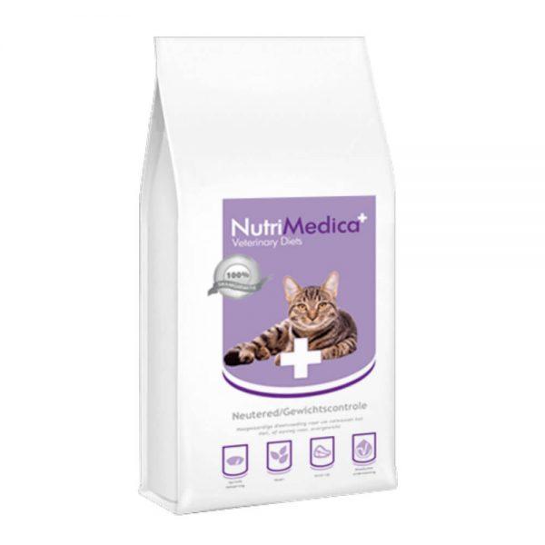Neutered / Gewichtscontrole 2kg