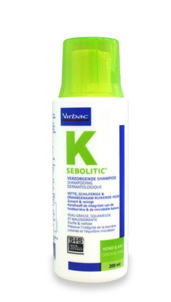 Sebolitic shampoo